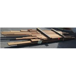 African Mahogany Bundle, 210 Total Board Ft, 8-16' Ave Per Piece