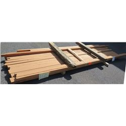 "Fir Bundle, 100 Total Board Ft, 2"" x 12-13' Ave per Piece"