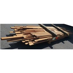 Sapele Misc. Profiles, Trims, Mouldings, 8-16'