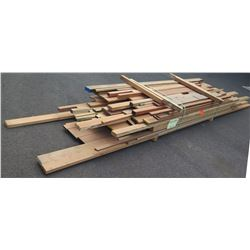 """Mixed Species Bundle, Approx. 400 Board Ft, 1-2"""" thick, 5'-16' Length"""