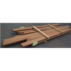 "Sapele Bundle, Approx. 200 Board Ft, 2"" thick, 8'-10' Length"