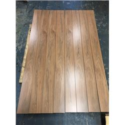 "Hawaiian Ohia, Prefinished Engineered Flooring, 2 Bundles, 34.5 Total SF, Each 1/2"" x 5 3/4"" x 6' L,"
