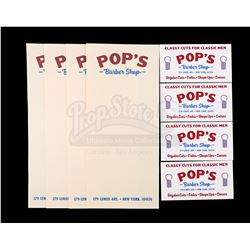 Lot # 452: Pop's Brochures and Business Cards