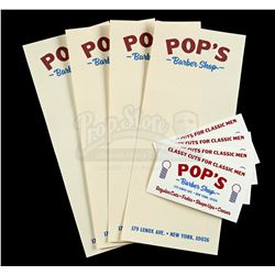 Lot # 467: Pop's Brochures and Business Cards