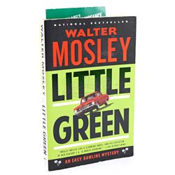 Lot # 480: Luke Cage's 'Little Green' Book