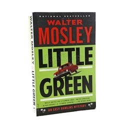 Lot # 483: Luke Cage's 'Little Green' Book