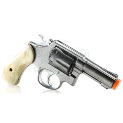 Lot # 522: Mama Mabel's Pearl-Handled Stunt Gun