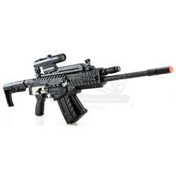 Lot # 524: Willis 'Diamondback' Stryker's Stunt Tactical Rifle