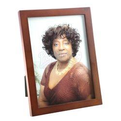 Lot # 528: Mariah Dillard's Framed Photo of Mama Mabel