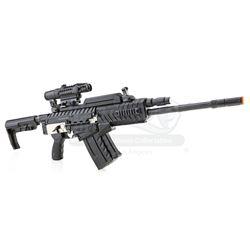 Lot # 536: Willis 'Diamondback' Stryker's Stunt Tactical Rifle