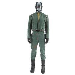 Lot # 541: Willis 'Diamondback' Stryker's Light-Up Battle Costume