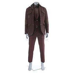 Lot # 547: Willis 'Diamondback' Stryker's Combat Costume