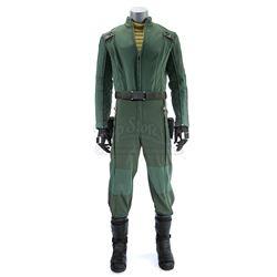 Lot # 548: Willis 'Diamondback' Stryker's Light-Up Battle Costume