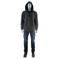 Lot # 549: Luke Cage's Robbery Breakup Costume