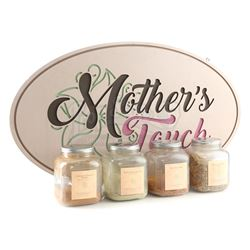 Lot # 596: Mother's Touch Sign and Jars