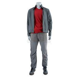 Lot # 615: John 'Bushmaster' McIver's Bridge Fight Costume