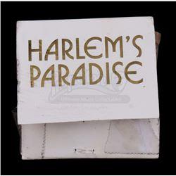 Lot # 624: John 'Bushmaster' McIver's Weighted Harlem's Paradise Matchbook