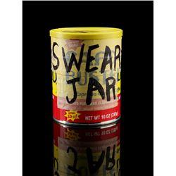 Lot # 630: Pop's Money-Filled Swear Jar