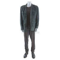 Lot # 644: John 'Bushmaster' McIver's Team-Up Costume