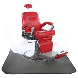Lot # 648: Pop's Barber Shop Chair