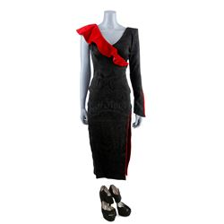 Lot # 658: Misty Knight's Harlem's Paradise Costume