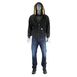 Lot # 661: Luke Cage's Bullet-Riddled Costume