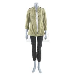 Lot # 667: Colleen Wing's Chinatown Fight Costume