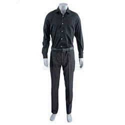 Lot # 668: Harold Meachum's Penthouse Costume