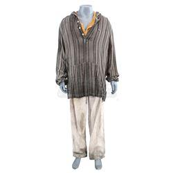 Lot # 677: Danny Rand's Psych Ward Costume