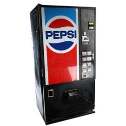 Lot # 682: Psychiatric Ward Vending Machine