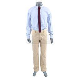 Lot # 684: Danny Rand's Board Meeting Costume