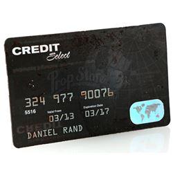 Lot # 713: Danny Rand's Credit Card