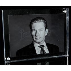 Lot # 717: Framed Photograph of Harold Meachum