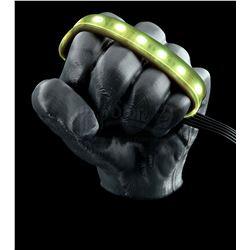 Lot # 726: Light Up VFX Iron Fist