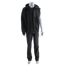 Lot # 727: Danny Rand's Distressed Trials Costume