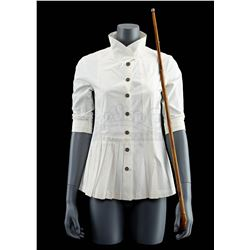 Lot # 735: Madame Gao's Hand Trials Costume