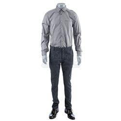 Lot # 751: Harold Meachum's Clean Death Costume