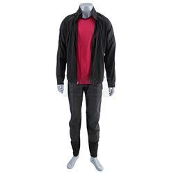 Lot # 771: Bakuto's Training Costume