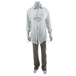 Lot # 782: Danny Rand's Penthouse Fight Costume