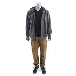 Lot # 784: Danny Rand's DEA Fugitive Costume