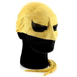 Lot # 790: Danny Rand's Stunt Iron Fist Mask