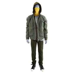 Lot # 798: Danny Rand's Armored Car Fight Costume