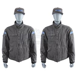 Lot # 800: Two Mott Security Costumes