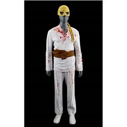 Lot # 804: Davos' Bloodied Fight Costume