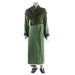Lot # 805: Yu Ti's Ceremonial Fight Costume