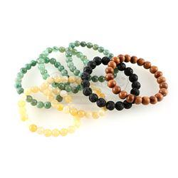 Lot # 813: Danny Rand's Bracelets