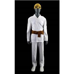 Lot # 814: Danny Rand's Fight Costume