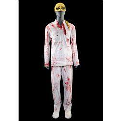 Lot # 824: Danny Rand's Stunt Fight Costume