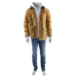 Lot # 830: Danny Rand's Stalker Discovery Costume