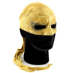 Lot # 841: Davos' Aged Iron Fist Mask